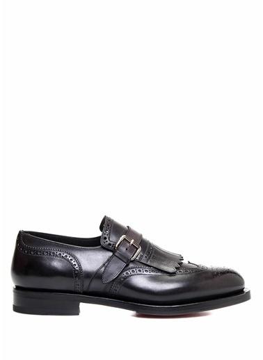 Santoni Ayakkabı Antrasit